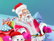 Design Santa's Sleigh Game
