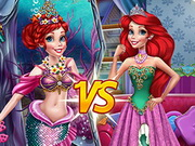 Mermaid Vs Princess
